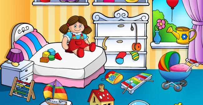 Тесты для детей 5-6 лет (часть 1)
